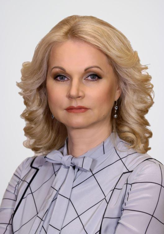 Татьяна Алексеевна Голикова - председатель оперштаба по коронавирусу